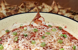 Touchdown Pizza Dip