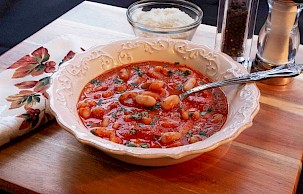 Finizio Tomato Bean Soup